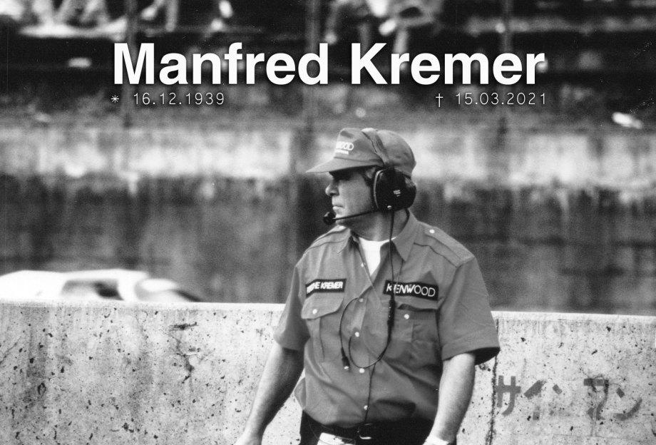 Manfred Kremer Köln