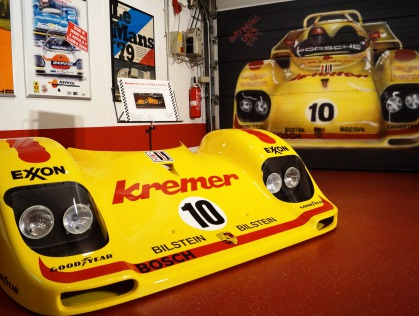 Kremer Porsche Fronthaube